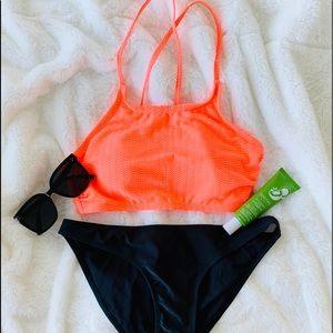 Two piece Neon Bikini